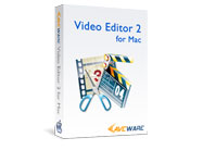 AVCWare Video Editor for Mac