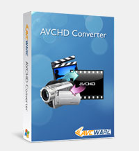 Click to view AVCWare AVCHD Converter 6.0.9.1231 screenshot