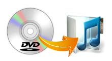 Rip DVD to Audios