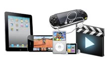 Supports All Popular Multimedia Devices