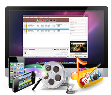 how to put movies on iphone from mac
