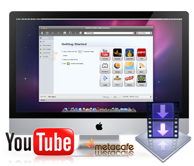 Online Video Downloader for Mac: Download and save online