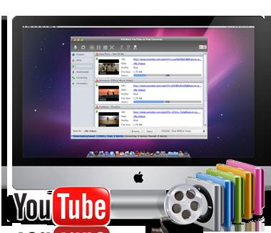 YouTube iPod Converter Mac