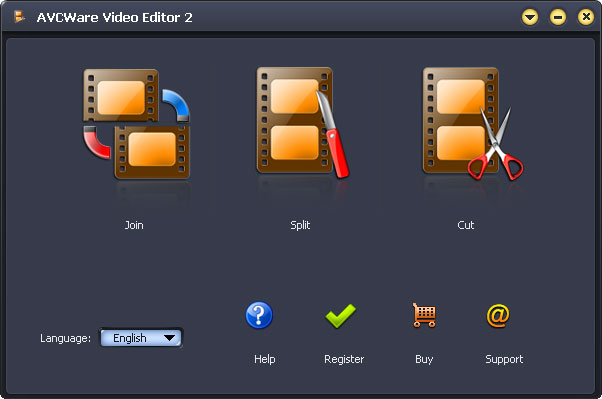 video editor, video editing tool, video join, video cut, video split, edit videos