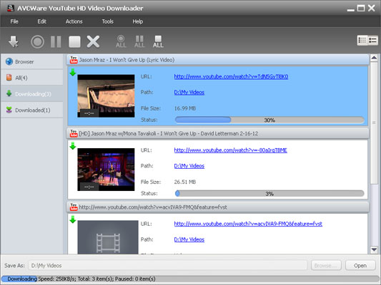 Download Free YouTube Download 4.1.93.325 for PC ...