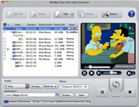 Mac iPod video converter, iPod video converter for Mac, convert iPod video, conv
